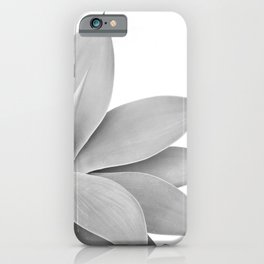 Agave Finesse #6 #tropical #decor #art #society6 iPhone Case