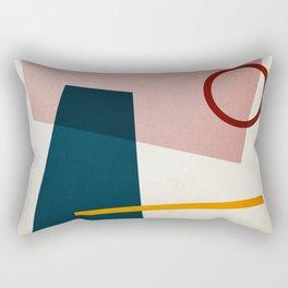 Shapes 01 Rectangular Pillow