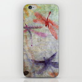 dragonfly dreams iPhone Skin