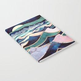 Moonlit Ocean Notebook