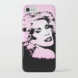 Joan Rivers | Pop Art iPhone Case