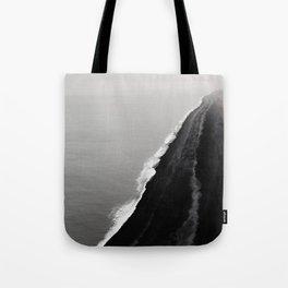Black Sand Beach, Iceland Tote Bag