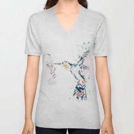 Kolibri Unisex V-Neck
