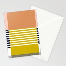 Marfa Abstract Geometric Print Stationery Cards