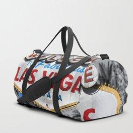 Welcome to Fabulous Las Vegas Duffle Bag