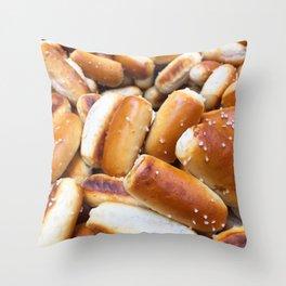 Pretzel Throw Pillow