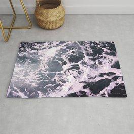 Marbled Waves Rug