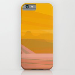 La Cholla II iPhone Case