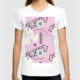 80's Calla Lily Floral T-shirt