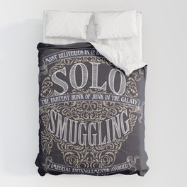 Solo Smuggling Comforters