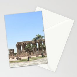 Temple of Luxor, no. 18 Stationery Cards