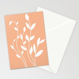 Simple  floral Stationery Cards