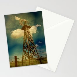 Out Texas Way Stationery Cards