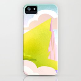 Island iPhone Case
