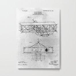 1903 Flying machine Metal Print