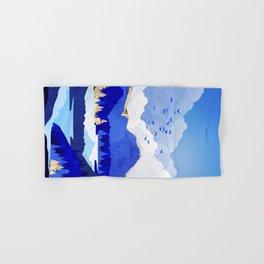 Blue Lake Hand & Bath Towel