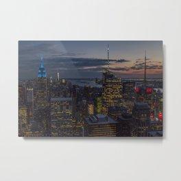 NYC 04 Metal Print