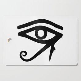The Eye of Ra Cutting Board