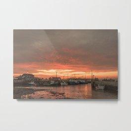 Harbourville Metal Print