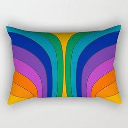 Summertime Wing Rectangular Pillow