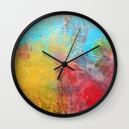 Empowered Wall Clock