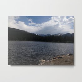Eye-candy at Echo Lake 1 Metal Print