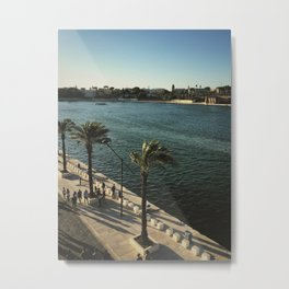 Adriatic summer Metal Print