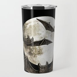 Creatures Of The Night Travel Mug