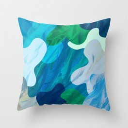 Military Pattern Throw Pillow
