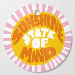 Sunshine Vibes Cutting Board