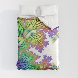 Dragonfly Forest Comforters