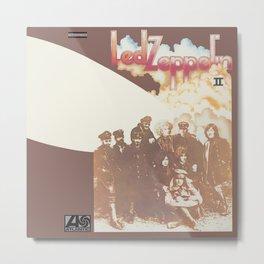 Zeppelin II Led (Remastered) by Zeppelin Metal Print