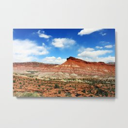 Grand Staircase Escalante Metal Print