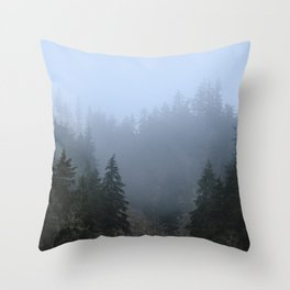 Vote For Trees Throw Pillow