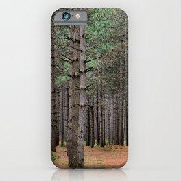 Northwoods iPhone Case