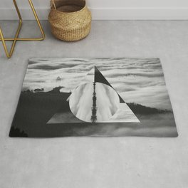 The Tale of Three Brothers - Deathly Hallows Rug