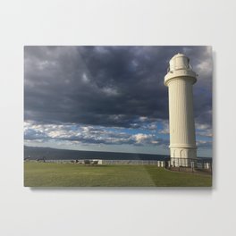Wollongong Head Lighthouse, NSW, Australia Metal Print