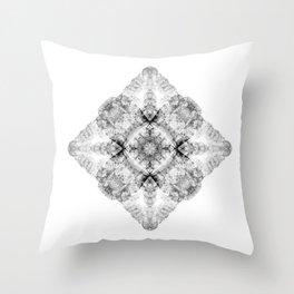 Geometric exploation. Throw Pillow
