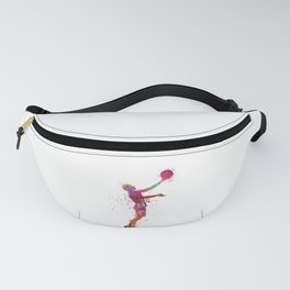 young man basketball player Fanny Pack