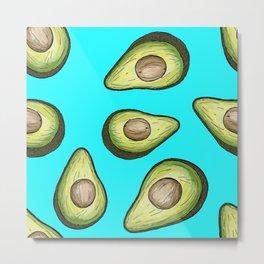 avocado Metal Print