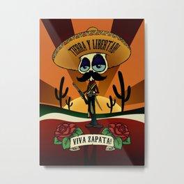 Viva Zapata! Metal Print
