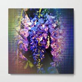Flowermagic 20 Metal Print