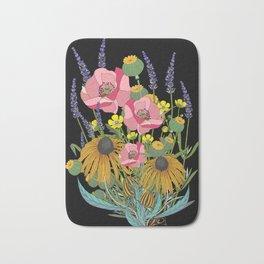 Wildflowers Bath Mat