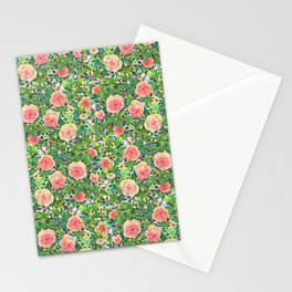 Rosie bed - PINK Stationery Cards