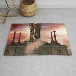 The  Totem place Rug