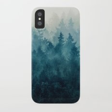 The Heart Of My Heart // So Far From Home Edit iPhone X Slim Case