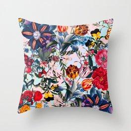 Sky Garden II Throw Pillow