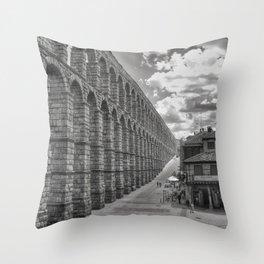 Segovia Throw Pillow
