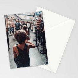 Lost boy II Stationery Cards