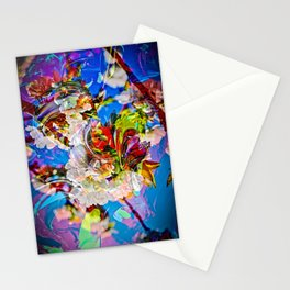 Abstract Perfection 14  Spring Stationery Cards